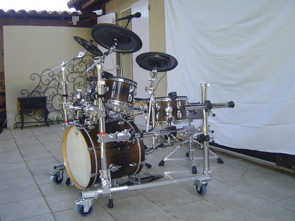 Philippe Chatard Drums